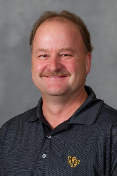 Wake Forest sociology professor Steve Gunkel, Thursday, August 11, 2011.