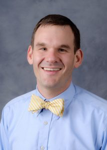 Matt Clifford, the Associate Dean of Students for Student Conduct, Wake Forest University, Tuesday, August 30, 2016.