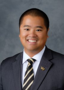 Wake Forest faculty and staff headshots, Tuesday, October 4, 2016. Anthony Tang.