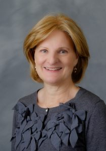 Wake Forest President's office chief of staff Mary Pugel, Thursday, January 28, 2016.