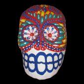 dia de muertes mask