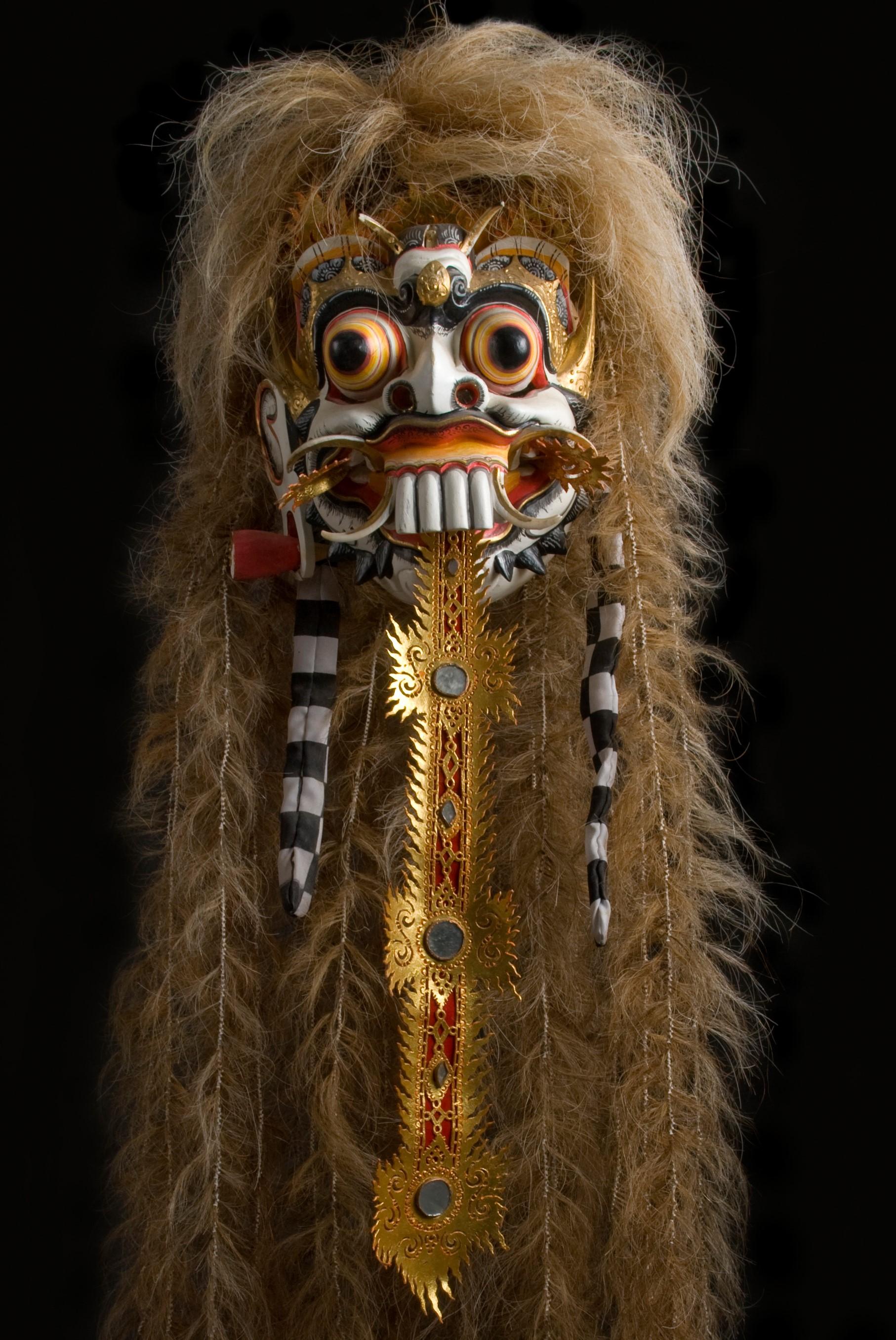 musical mask