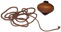 Toy with Rope