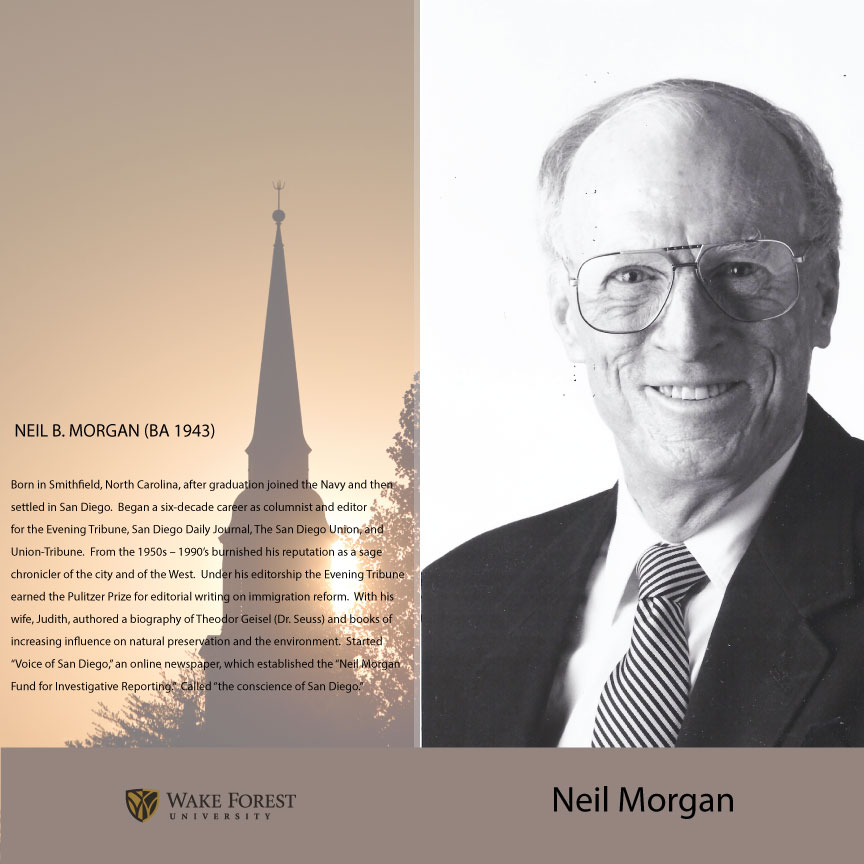 Neil Morgan