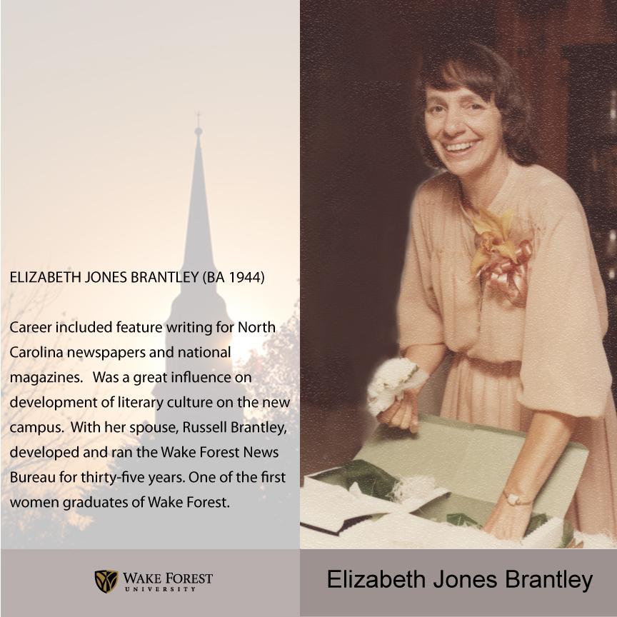 Elizabeth Jones Brantley