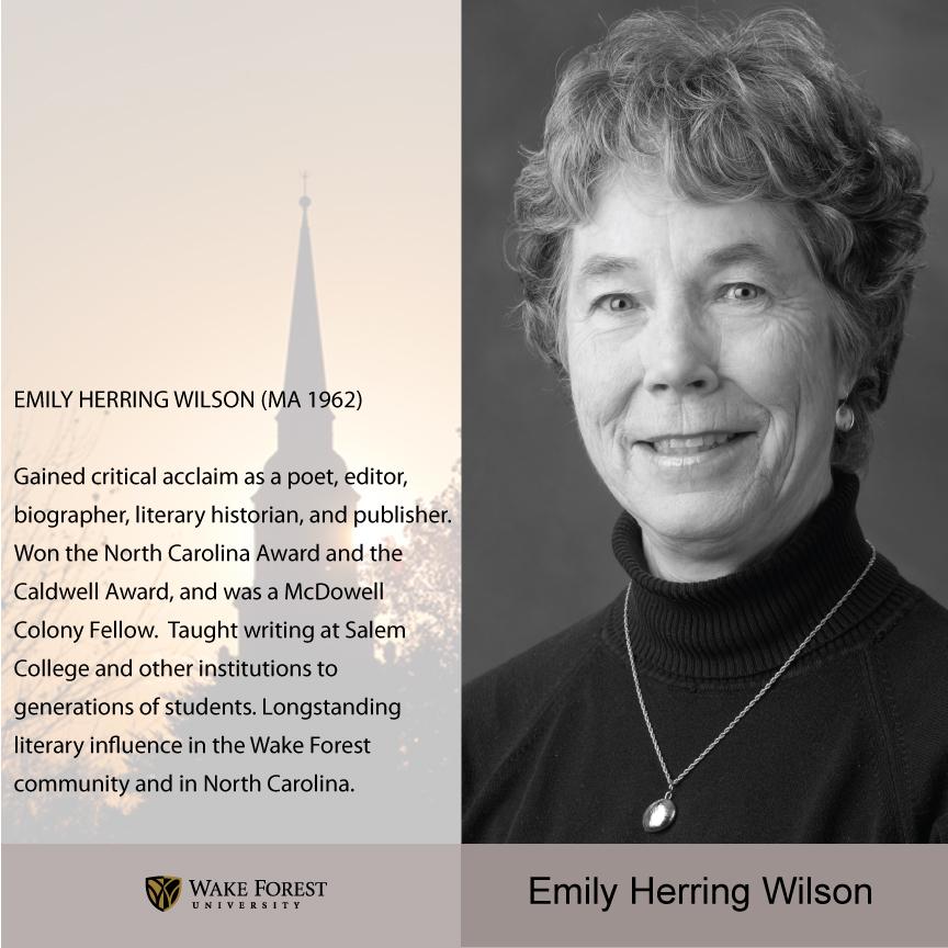 Emily Herring Wilson